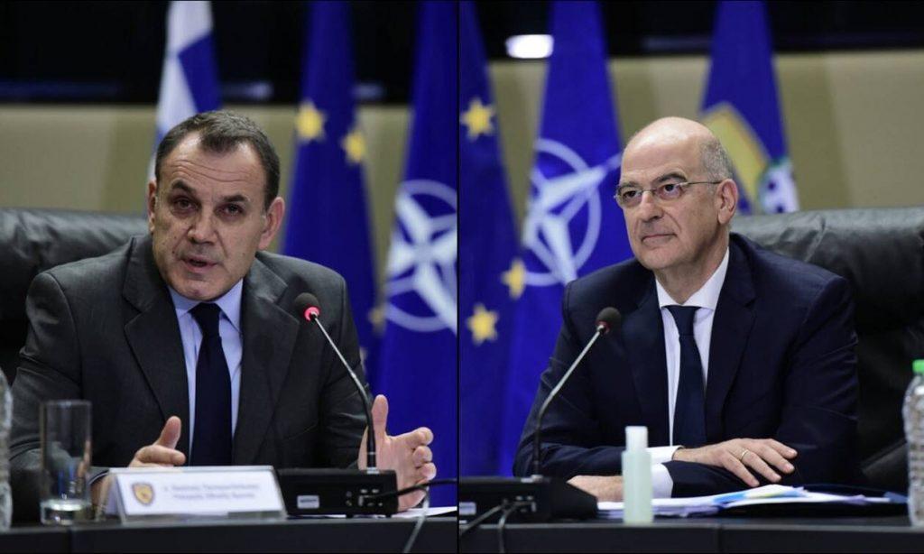 Παναγιωτόπουλος - Δένδιας: Ουδέποτε έγινε κατάληψη εθνικού εδάφους - Η αλήθεια για τον Έβρο