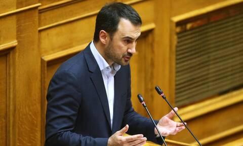 Χαρίτσης: Το πρόγραμμα είναι η προωθητική δύναμη του ΣΥΡΙΖΑ ενόψει συνεδρίου