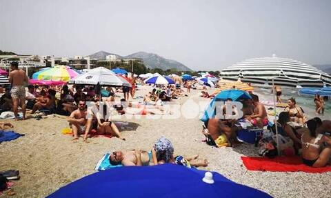 Αττική: Σε αυτές τις παραλίες απαγορεύεται το τζετ-σκι και το σερφ