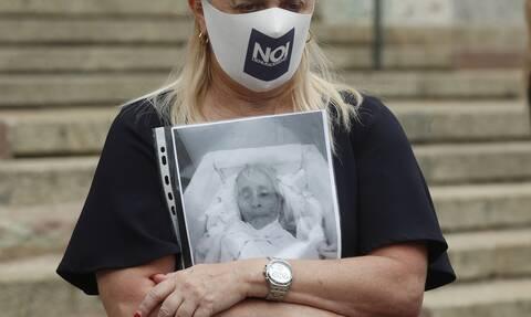 Ιταλία: Τελετή μνήμης για τους νεκρούς του κορονοϊού στο Μπέργκαμο