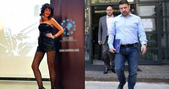 Βίντεο: Δημόσια συγγνώμη από την «παρουσιάστρια» για το μπουγέλωμα στον Χαρδαλιά