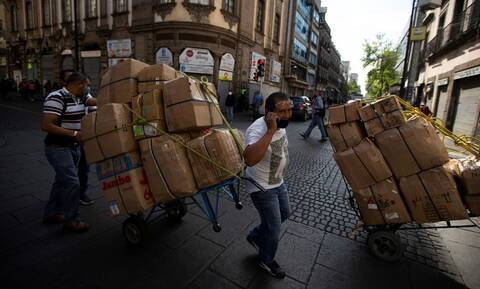 Κορονοϊός: 665 νέοι θάνατοι στο Μεξικό εξαιτίας της COVID-19 σε 24 ώρες