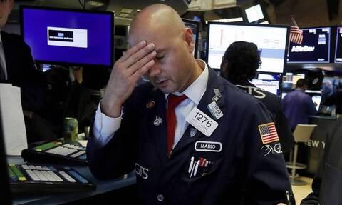 Κλείσιμο με πτώση στη Wall Street - Απώλειες για το πετρέλαιο