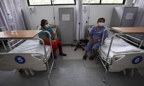 Κορονοϊός στο Μεξικό: 485 θάνατοι και 5.752 νέα κρούσματα σε 24 ώρες
