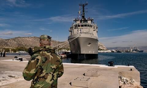 Πολεμικό Ναυτικό: Αποκαλύπτει τον «ΑΤΛΑ» και τον «ΗΡΑΚΛΗ»