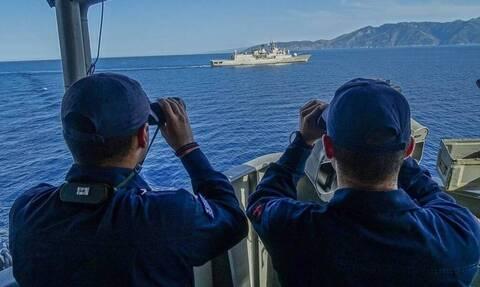 Τουρκική NAVTEX: Σε επιφυλακή οι Ένοπλες Δυνάμεις από τον Έβρο μέχρι Καστελόριζο και Γαύδο