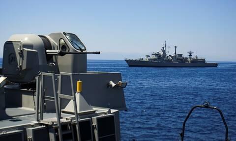 «Ασπίδα» στην ανατολική Μεσόγειο: Nαυτική συνεργασία Ελλάδας, Κύπρου, Γαλλίας, Ιταλίας