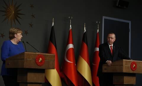 Η Μέρκελ έτριξε τα δόντια στον Ερντογάν: «Οι Έλληνες δεν αστειεύονται»