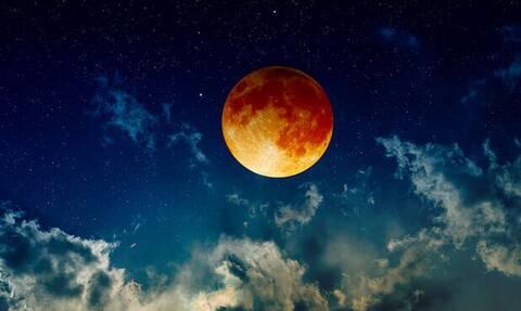 Πανσέληνος - Σεληνιακή Έκλειψη στον Αιγόκερω: Ξεκαθάρισε τα πράγματα