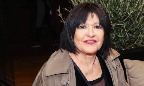 Μάρθα Καραγιάννη: Οι πρώτες φωτογραφίες μετά το χειρουργείο