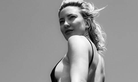 H νέα φώτο της Kate Hudson από τις διακοπές της στην Ελλάδα