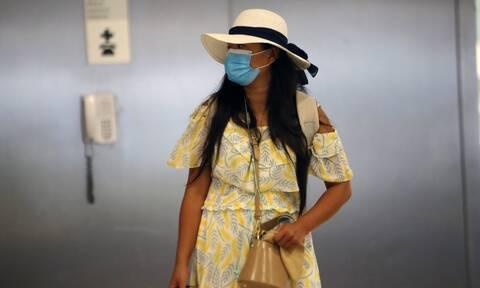 Κορονοϊός - Παγώνη: «Μάσκα και σε εξωτερικούς χώρους»