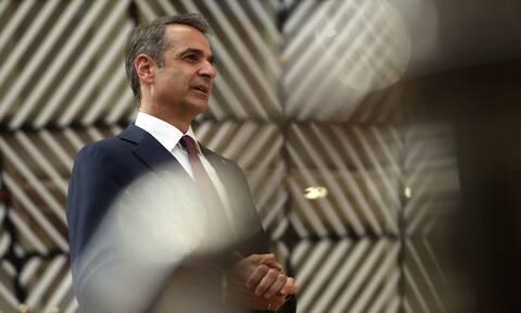 Μητσοτάκης: Ιστορική συμφωνία - Φεύγουμε με ένα πακέτο που ξεπερνά τα 70 δισ. ευρώ