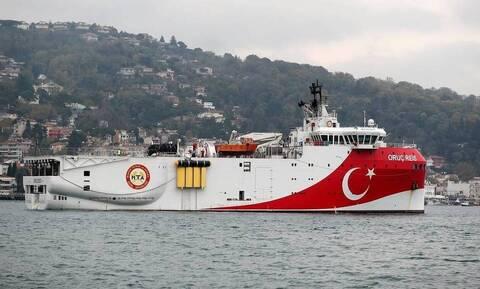Oruc Reis: Δείτε πού βρίσκεται ανά πάσα στιγμή το τουρκικό ερευνητικό