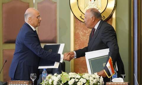 Αυτή είναι η συμφωνία Ελλάδας – Αιγύπτου για την ΑΟΖ