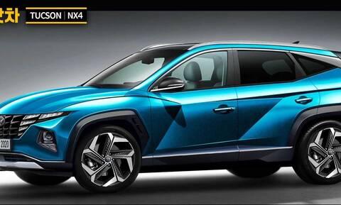 Το νέο Hyundai Tucson θα έχει έναν αέρα από Lamborghini Urus;