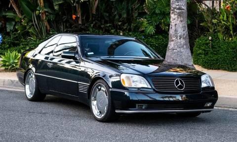 Πωλείται η Mercedes S600 του Michael Jordan!
