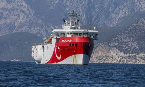 Oruc Reis: Οι Τούρκοι το έβγαλαν από το λιμάνι της Αττάλειας - Δείτε πού είναι τώρα