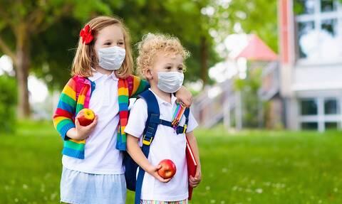 Υπενθυμίζουμε τους κανόνες υγιεινής στα παιδιά