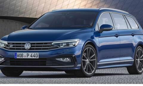 Ξεκινά η εξέλιξη του νέου VW Passat για το 2023