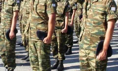 Κορονοϊός: «Χτύπησε» και τον Ελληνικό Στρατό – Τρεις στρατιώτες θετικοί και ένα στέλεχος