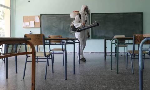 Kορονοϊός - 118 κλειστά σχολεία: Δείτε ΕΔΩ όλη την αναλυτική λίστα