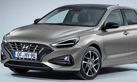 Το ανανεωμένο Hyundai i30 ξεκινά από τις 16.590 ευρώ
