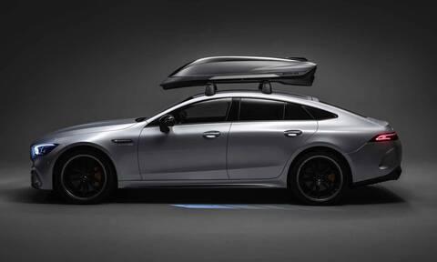 Το νέο μοντέλο της Mercedes- AMG είναι μια σπέσιαλ μπαγκαζιέρα