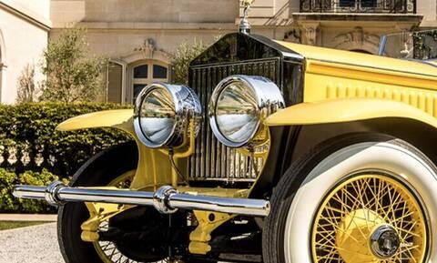 Kαι ποιος δεν θα ήθελες το λαμπερό αυτό αμάξι;