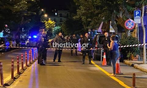 Θεσσαλονίκη: Επεισόδιο με πυροβολισμούς και έναν τραυματία στο κέντρο της πόλης
