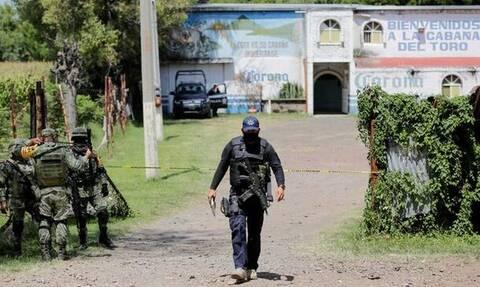 Μεξικό: Μακελειό σε μπαρ - 11 νεκροί από πυροβολισμούς
