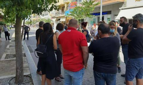 Κρήτη: Διακόπηκε πριν ξεκινήσει η δίκη για τον θάνατο της μικρής Μελίνας - Ξέσπασε ο πατέρας της