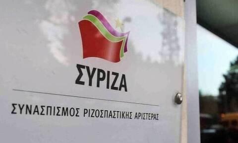 ΣΥΡΙΖΑ: Ο κ. Μητσοτάκης έφερε ύφεση πριν τον κορονοϊό