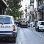 Αστυνομική επιχείρηση σε κτήριο στα Εξάρχεια (pics)