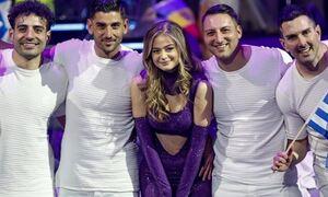 Eurovision 2021 Τελικός: «Ανεβαίνει» η Κύπρος - «Κατρακυλάει» η Ελλάδα