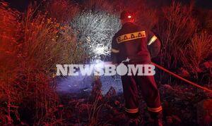 Φωτιά ΤΩΡΑ: Μεγάλη πυρκαγιά στον Διόνυσο