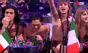 Eurovision 2021: Ο νικητής έκανε χρήση ναρκωτικών; Το πλάνο που προκάλεσε σάλο (video)