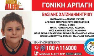Θρίλερ στη Θεσσαλονίκη με την αρπαγή του 8χρονου από την μητέρα του: Δεν ζούσαν μαζί