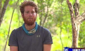 Survivor: Ο Τζέιμς «ξεσκέπασε» την παραγωγή (video)
