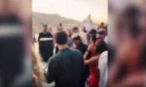 Ποδοσφαιριστής της Μπαρτσελόνα σε κορονοπάρτι σε βίλα της Μυκόνου (video)