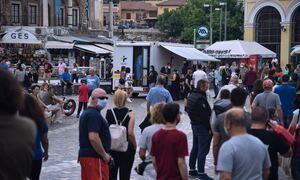 Κρούσματα σήμερα: 298 νέα κρούσματα στην Αττική και 68 στη Θεσσαλονίκη