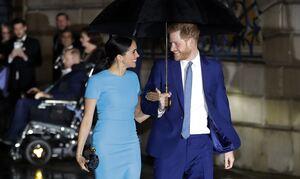Γέννησε η Μέγκαν Μαρκλ - Αφιερωμένο στην Πριγκίπισσα Νταϊάνα και τη Βασίλισσα το όνομα του μωρού