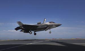 Οι ΗΠΑ «προικίζουν» την Ελλάδα: Νομοσχέδιο για F-35, στρατηγική συνεργασία και οικονομική στήριξη