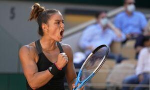 Μαρία Σάκκαρη – LIVE BLOG: Ο ημιτελικός του Roland Garros - «Μάχη» για την πρόκριση στον τελικό