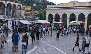 Κορονοϊός: Στο 1,87 ο δείκτης θετικότητας στην Ελλάδα - Τι δείχνουν οι χάρτες του ECDC για τη χώρα