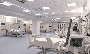 Κορονοϊός: Διασωληνώθηκε 22χρονος στο «Σωτηρία» - Νοσηλεύονται κυρίως μη εμβολιασμένοι