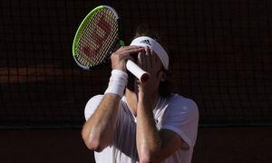 Στέφανος Τσιτσιπάς: Βούρκωσε ο Έλληνας «Θεός» του τένις! - «Είχα ένα όνειρο...» (videos)