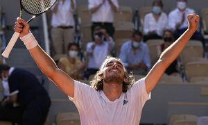 Στέφανος Τσιτσιπάς – LIVE BLOG: Ο μεγάλος τελικός του Roland Garros κόντρα στον Νόβακ Τζόκοβιτς