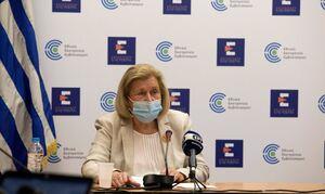 Θεοδωρίδου: Εμβολιασμός με AstraZeneca για τους άνω των 60 ετών