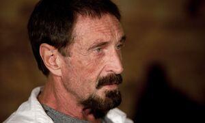 Πέθανε ο Τζον ΜακΆφι - Βρέθηκε νεκρός στο κελί του